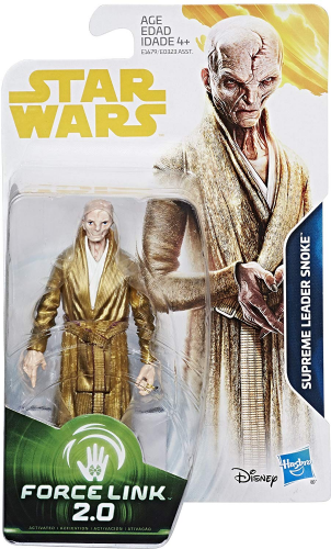 Star Wars Force Link 2.0 Supreme Leader Snoke